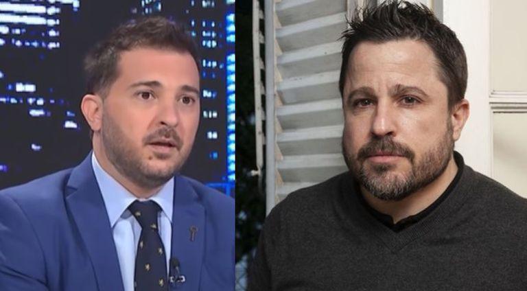 "Diego Brancatelli acusó a Martín Tetaz de ""querer incendiar todo"""