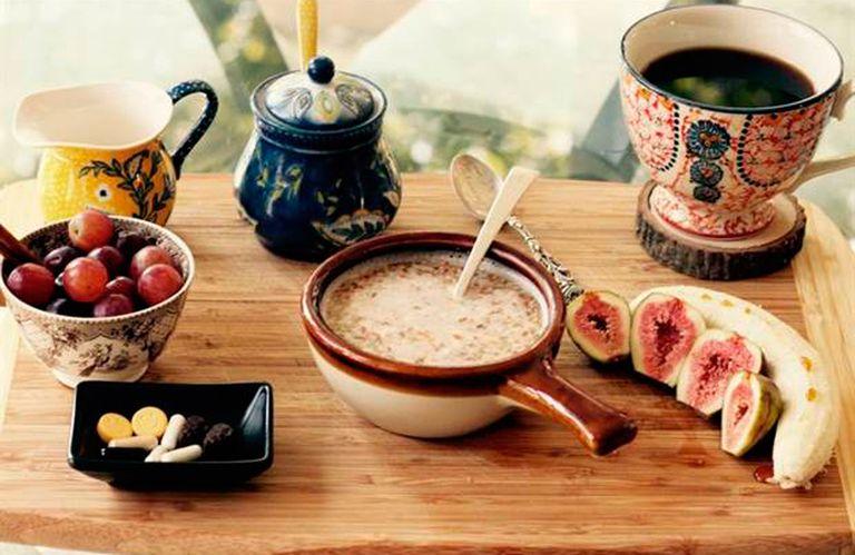 Un desayuno bien energético, con tu smoothie bowl