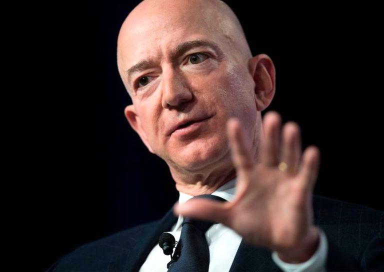 Amazon, creada por Jeff Bezos, está entrando en una fase más madura con un nuevo CEO
