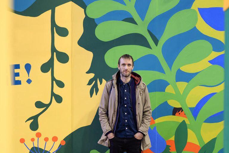 Laurent Moreau, invitado del Filbita 2020, abrirá las puertas de su atelier hoy a las 19. Para seguir por el canal de YouTube de Filba