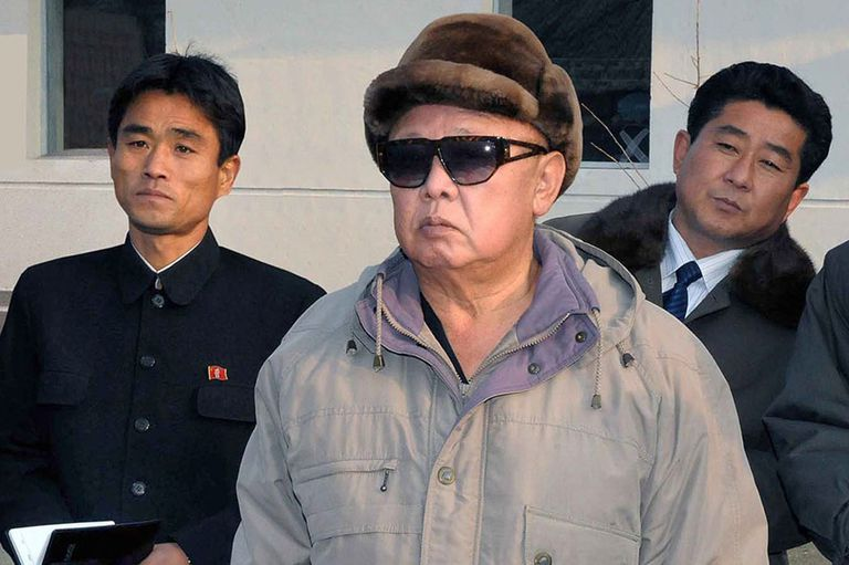 Kim Jong-il, padre de Kim Jong-un