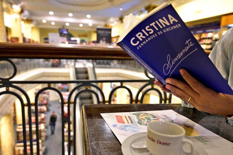 Las frases más polémicas del libro de Cristina Kirchner