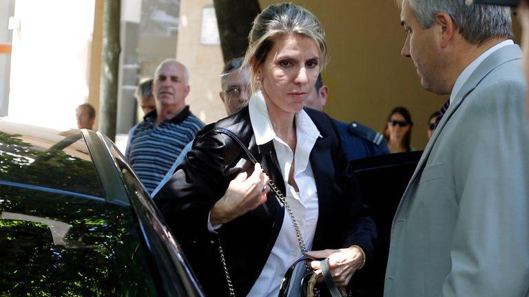 "Sandra Arroyo Salgado: ""El magnicidio de Nisman cruzó una raya en la Argentina"""
