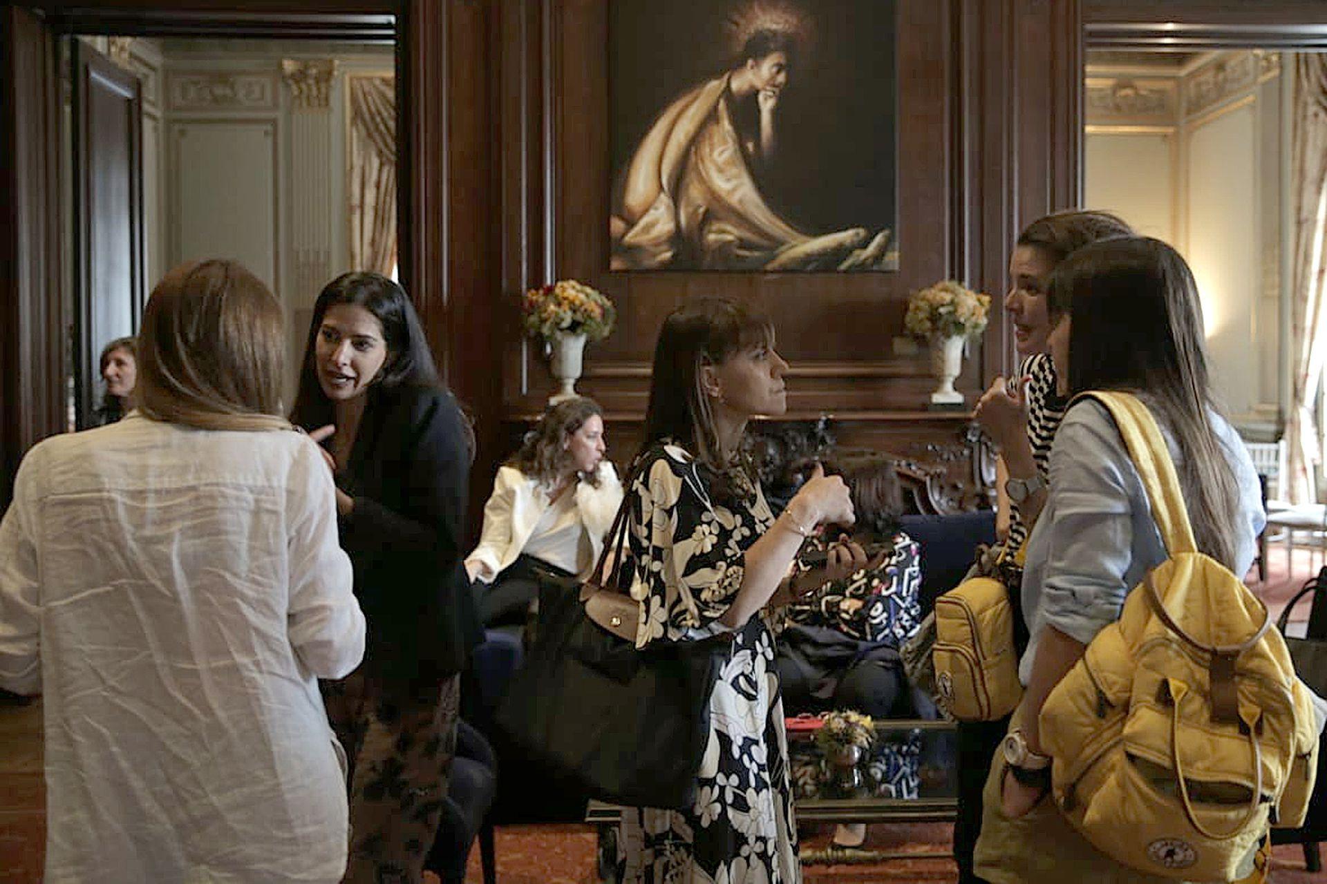 Las mujeres tuvieron su momento en el encuentro organizado por LA NACION