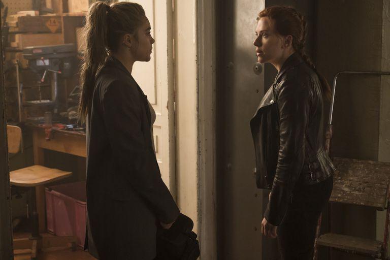 Scarlett Johansson anticipó el posible final de su personaje en Black Widow