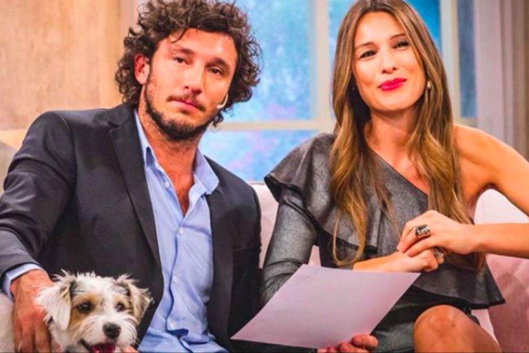 Pico Mónaco lloró dos veces de emoción en el debut de Pampita Online en Telefe
