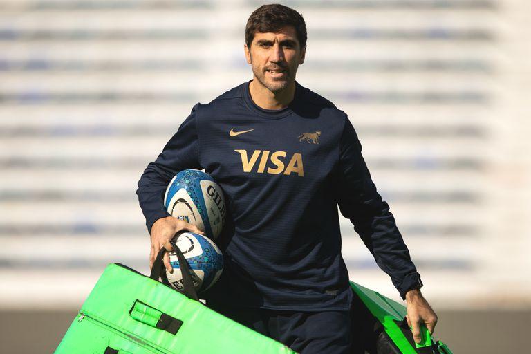 """Mundial de rugby: para Corcho Fernández Lobbe, hay un """"5 o 10% para la sorpresa"""""""