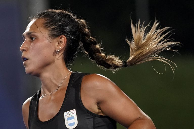 Agustina Gorzelany, la carta de gol de las Leonas