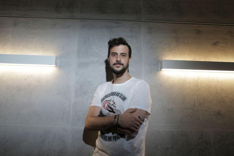 Diego Leuco ingresó a Telenoche y acompañó a Jorge Lanata en Radio Mitre