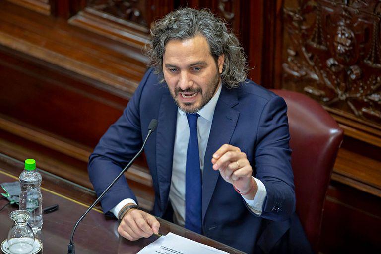 Diputados: Cafiero presentará su informe de gestión y enfrentará críticas opositoras