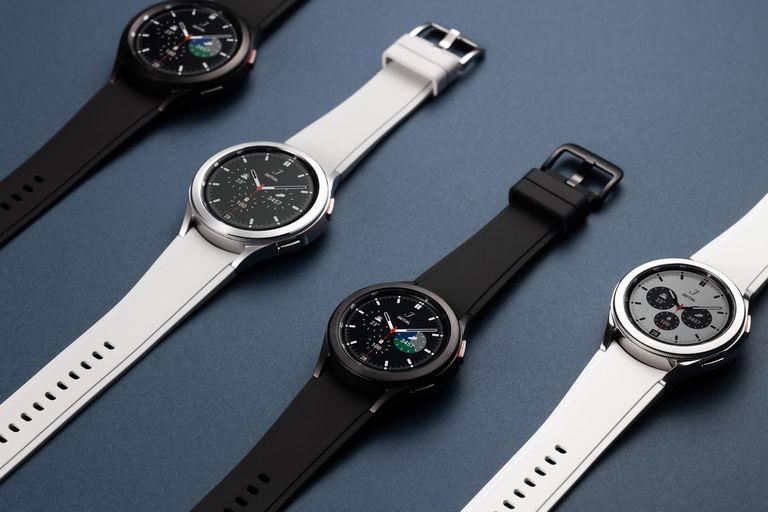 Los Galaxy Watch4 Classic de Samsung mantienen el bisel rotatorio que impuso la compañía