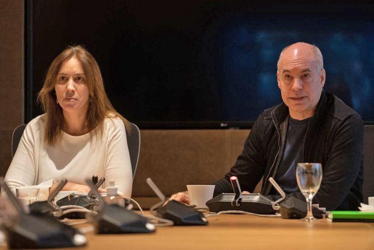 Vidal dijo que duda entre competir como candidata en la provincia o retornar a la Capital