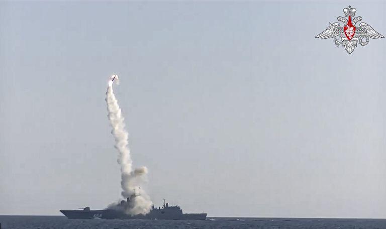 Cuáles son los misiles hipersónicos rusos, las armas de  Putin para intimidar a Occidente