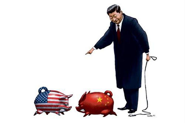 Tras la última suba de aranceles dispuesta por el republicano, el régimen de Xi podría apuntar sus cañones a empresas norteamericanas e, incluso, a la masiva deuda de EE.UU.