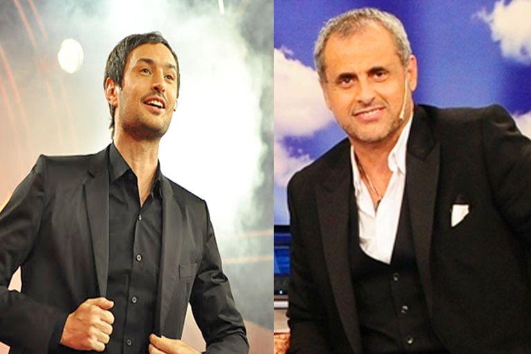 Daniel Tognetti y Jorge Rial