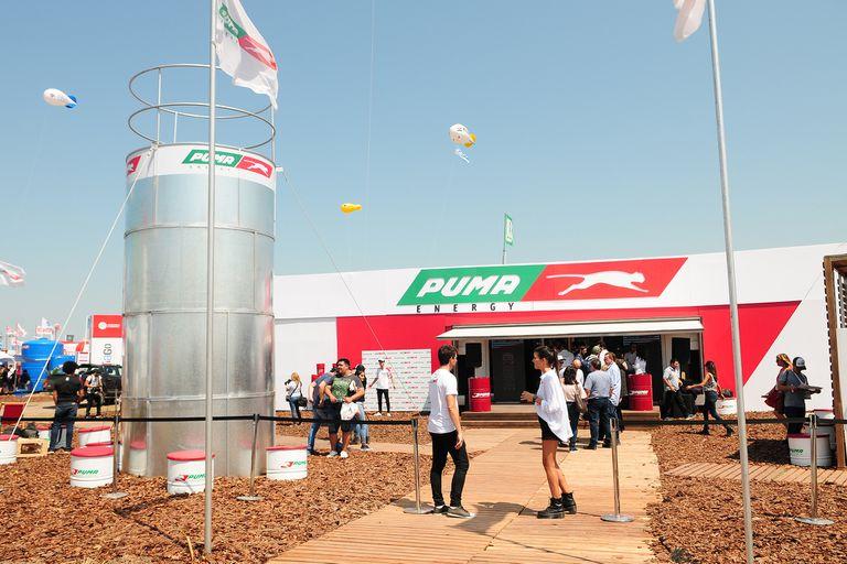 Con muchas actividades, Puma Energy participa de Expoagro