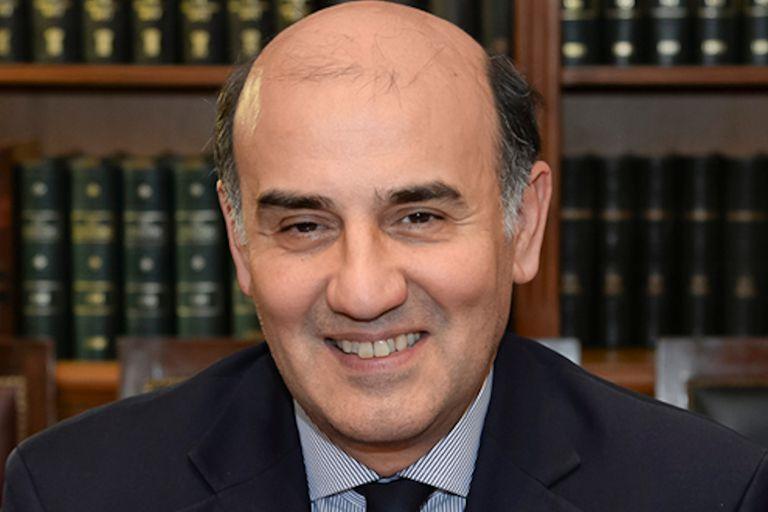 Diego Barroetaveña fue juez de San Isidro e intervino en la causa por el asesinato de María Marta García Belsunce