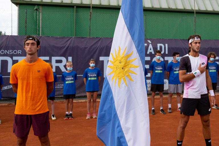 En Trieste, Etcheverry venció a Tirante y logró su segundo título Challenger