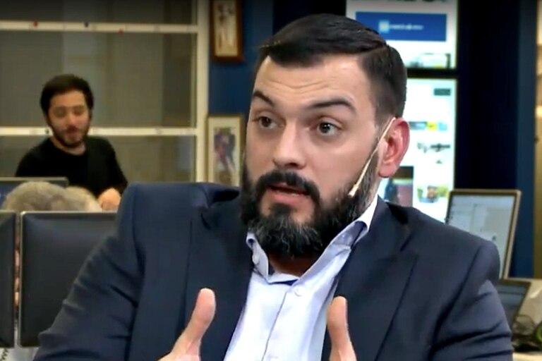 Álvarez Agis habló ante los socios de la Cámara Industrial Argentina de la Indumentaria