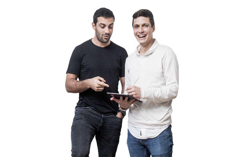 Inmobiliaria digital. Tienen 30 años y crearon una plataforma innovadora