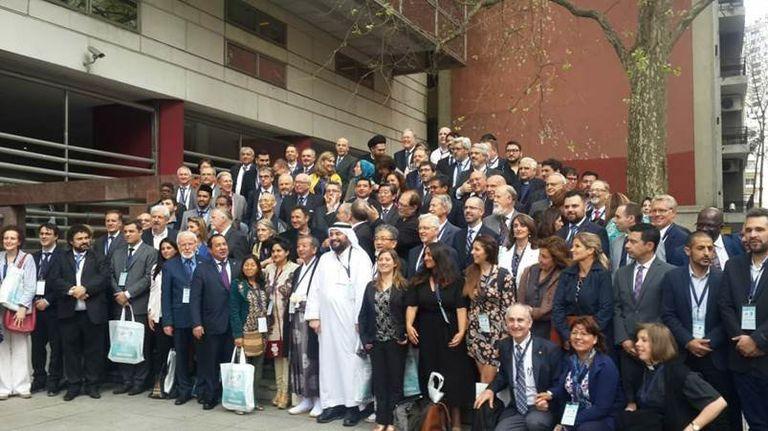 A las puertas de la Cumbre del G-20, representantes de distintas confesiones, académicos y expertos dialogaron en la cancillería argentina