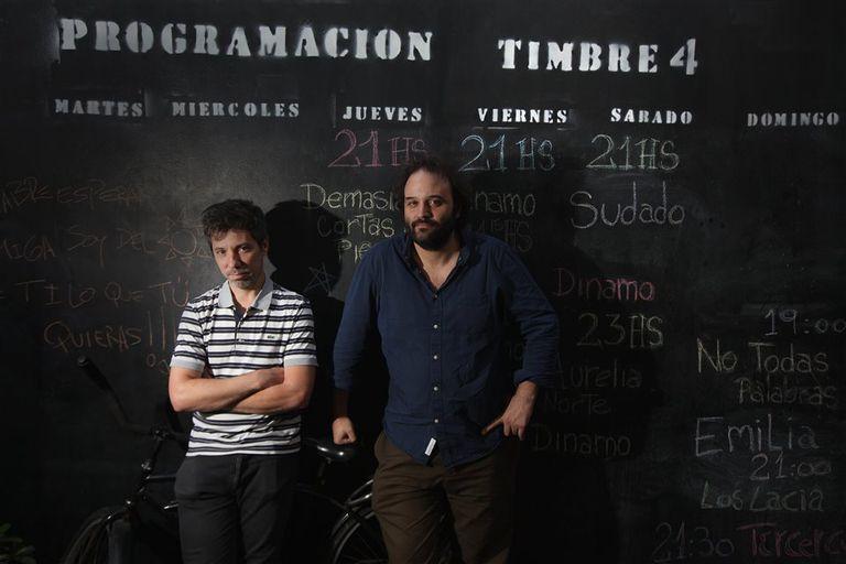 Agustín Mendilaharzu y Walter Jacob abren con Nuestros queridos objetos