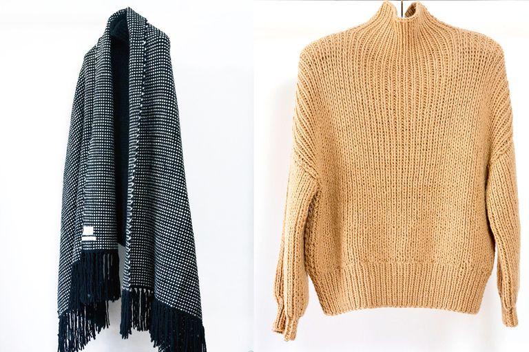 Tejidos net en lana merino, un acierto que gusta en todo el mundo.