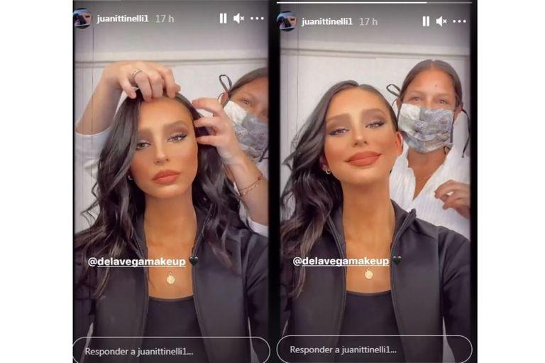 La influencer argentina reapareció en Instagram para mostrar su nuevo estilo. Imagen: @juanittinelli1