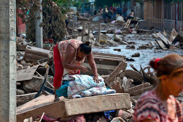 Honduras y Nicaragua se vieron afectados hace pocos días por otro ciclón