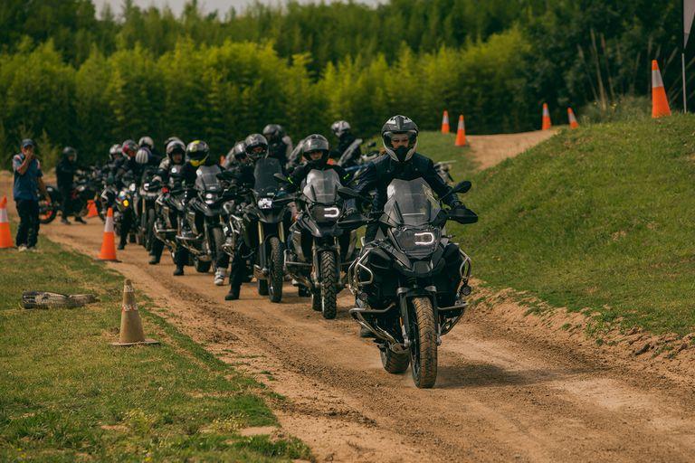 BMW Rider Training: cómo alcanzar el mejor nivel de conducción en dos ruedas