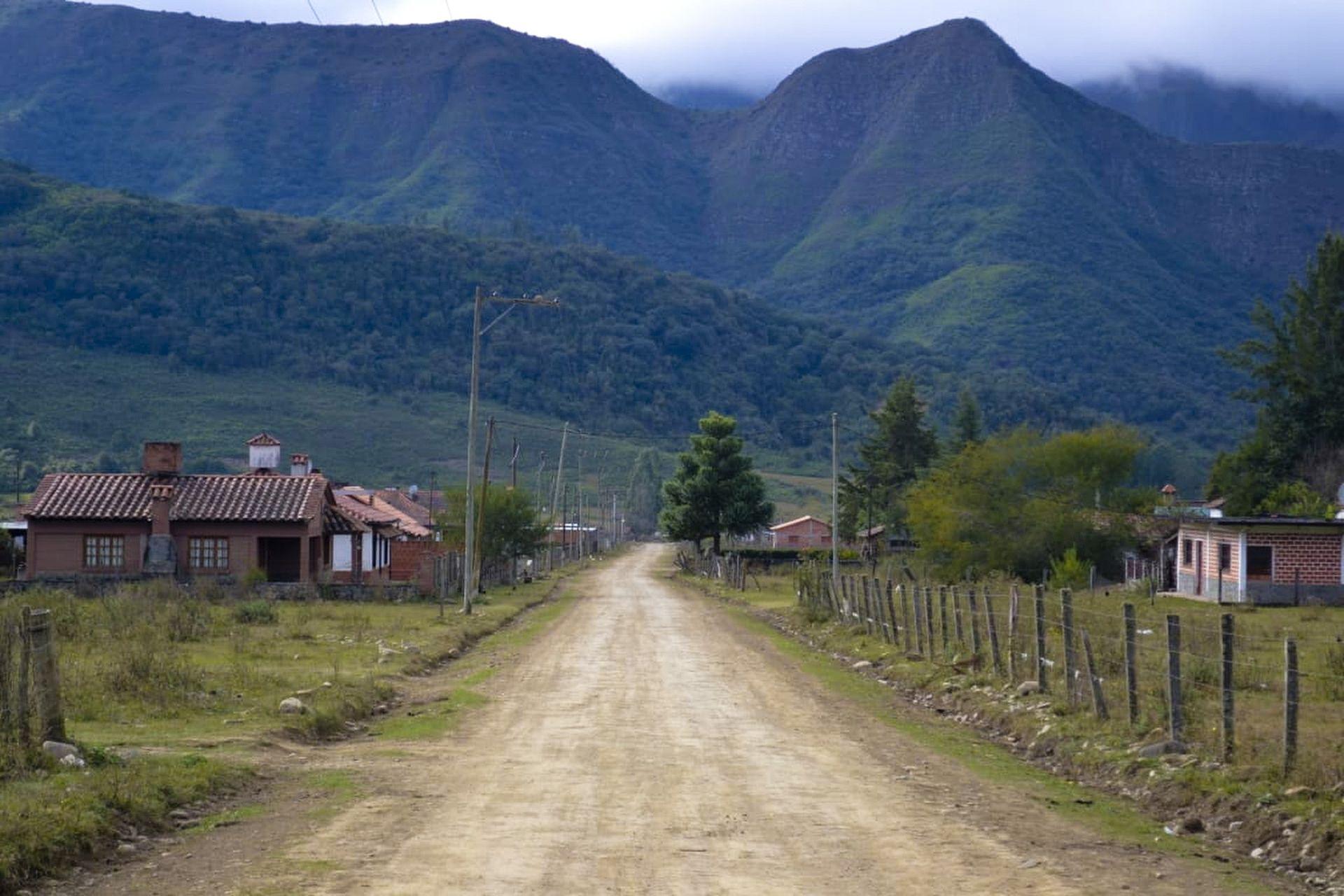 El pueblo tiene 3300 habitantes