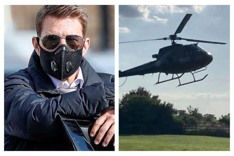 Tom Cruise y el rodaje de Misión Imposible 7: la escena más riesgosa, un aterrizaje imprevisto y un robo