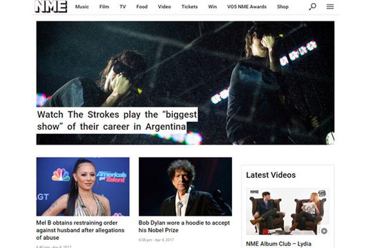 La noticia llegó a medios internacionales