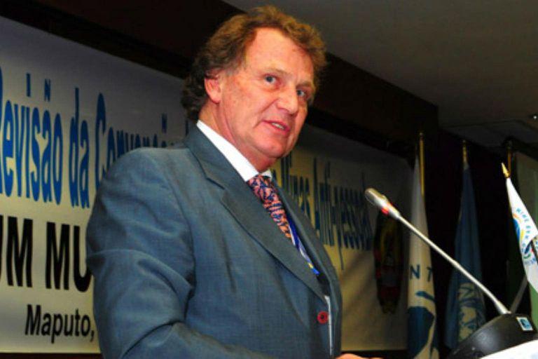 Carlos Cersale, embajador argentino en el Reino Unido