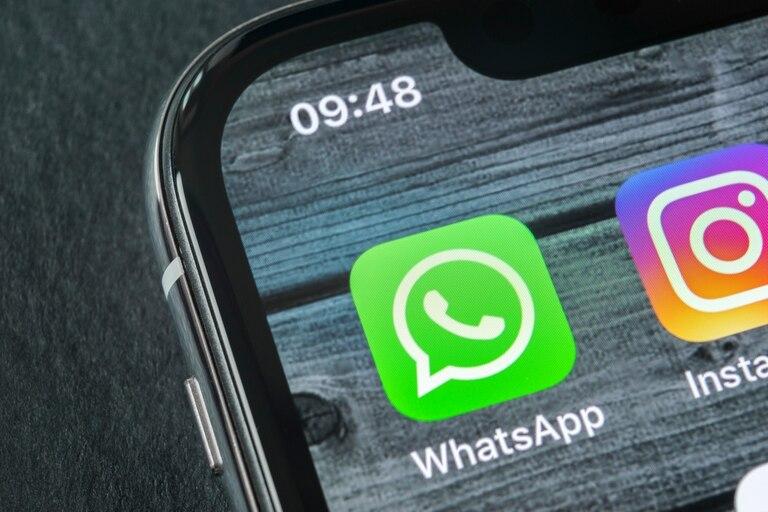 Algunos usuarios españoles comenzaron a probar la integración del servicio de mensajería de WhatsApp dentro de Instagram