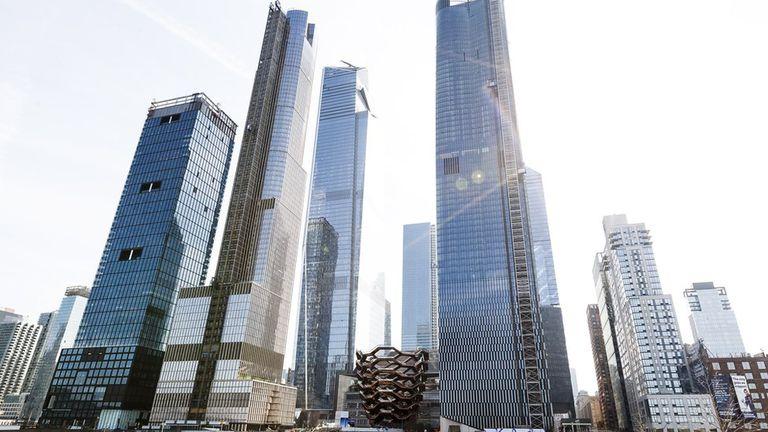 Hudson Yards está transformando el lado oeste de Manhattan, excusa perfecta para volver a una ciudad en constante renovación