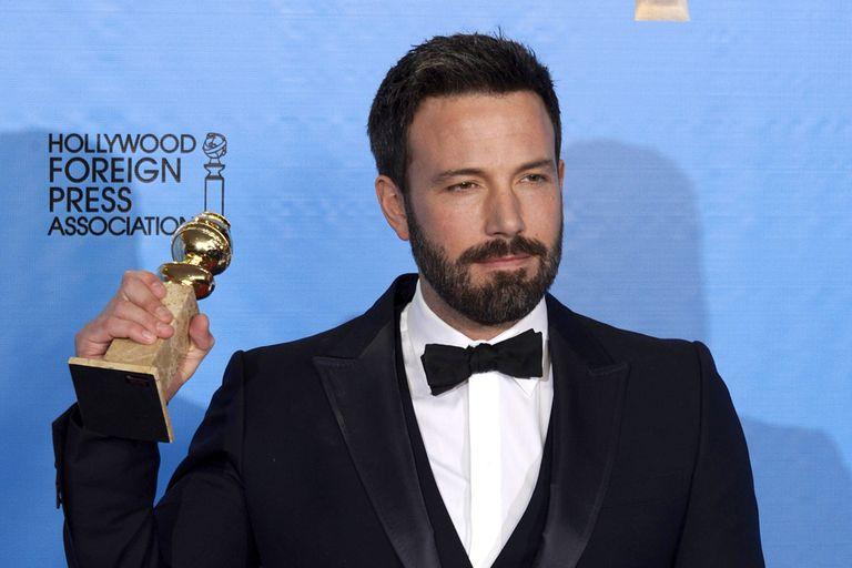 Cuando nadie lo esperaba, Ben arrasó en los Globos de Oro