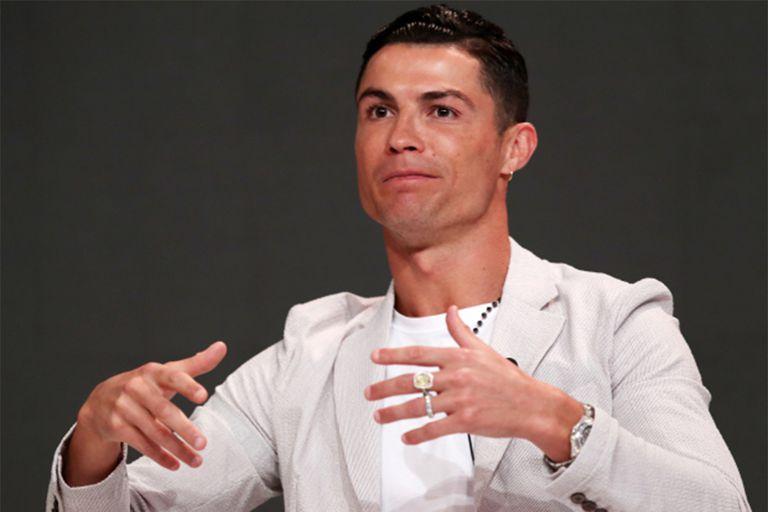 La costosa colección de joyas de Cristiano Ronaldo y Georgina Rodríguez