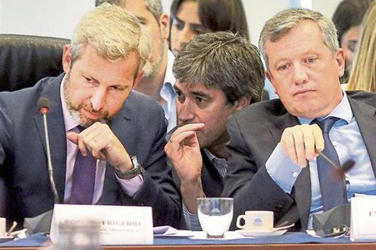 Frigerio sumó a Monzó a la lista de posibles compañeros de fórmula de Macri