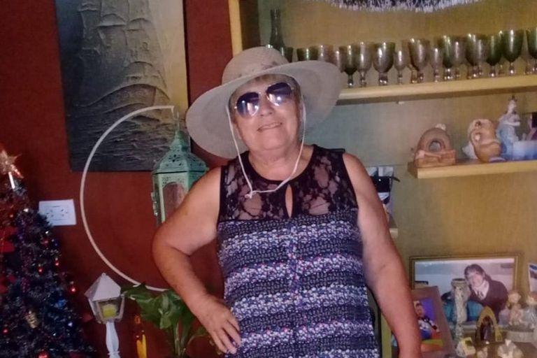 Irma Colli: se infectó en Chaco. Tuvo suerte. Después se mudó a La Matanza. Le detectaron la infección en el Hospital Durand y ninguno de sus cuatro hijos se contagió.