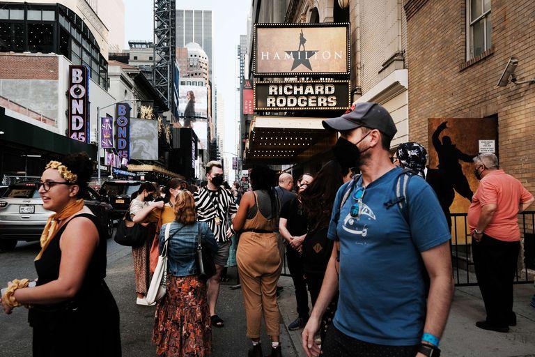 """""""El teatro no es algo que está garantizado: es algo sagrado por lo que hay que trabajar"""""""