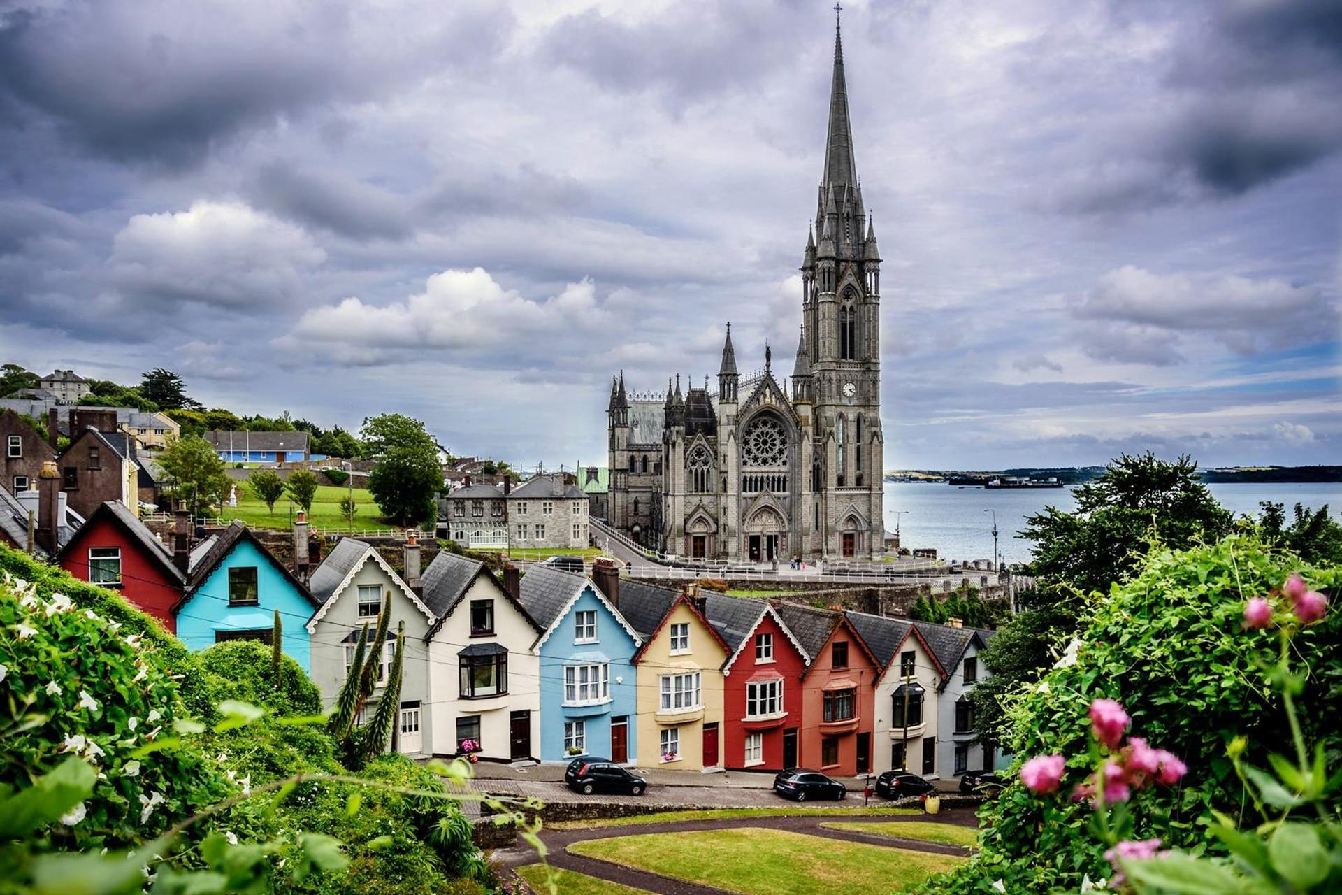 Cobh, Irlanda.