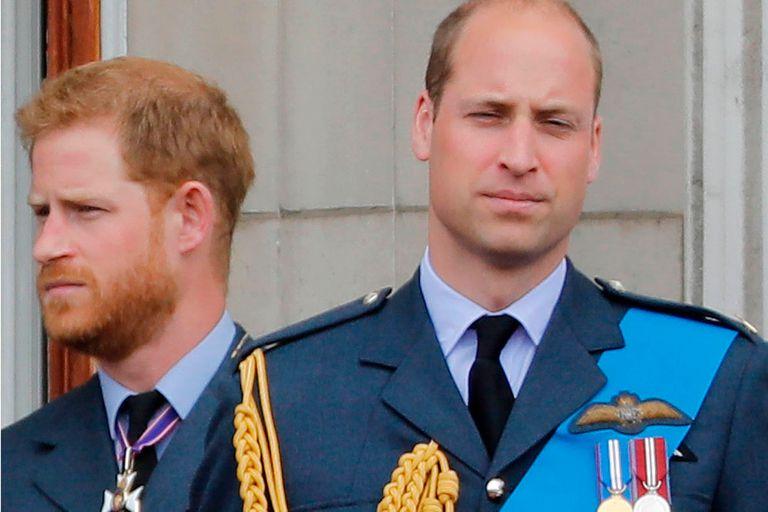 Tregua: el acercamiento entre Harry y William antes del funeral de su abuelo