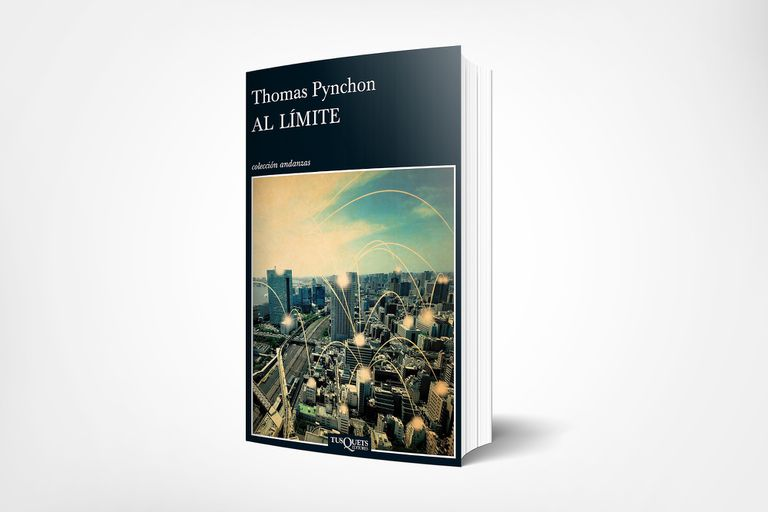 """Portada de """"Al límite"""", de Thomas Pynchon"""