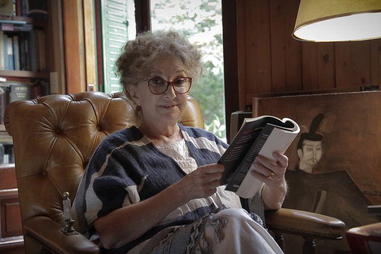 Norma Aleandro grabó sus propios cuentos y editó un libro con sus dibujos
