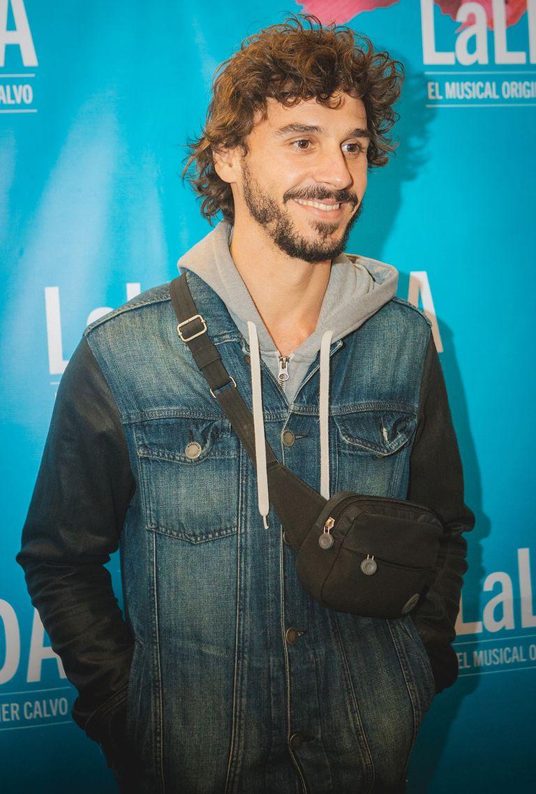 Otro de los jovenes referentes del musical, Eliseo Barrionuevo
