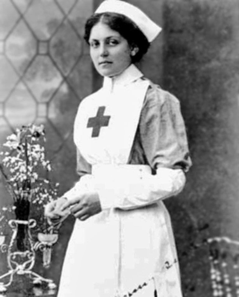 La mucama del Titanic y enfermera del Britannic nació en un campo cercano a Bahía Blanca, en 1888.