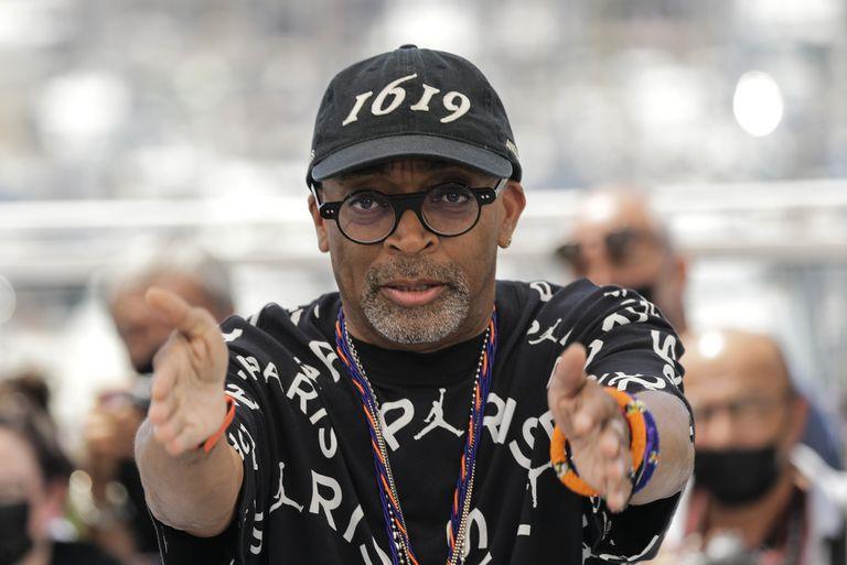 Cannes 2021: Spike Lee habló sobre política y racismo en su presentación como presidente del jurado