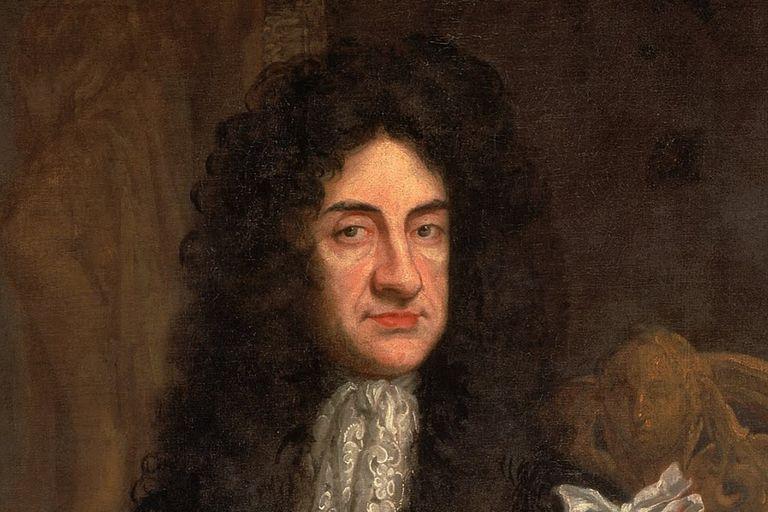 Carlos II fue rey de Inglaterra, Escocia e Irlanda entre 1660 y 1685