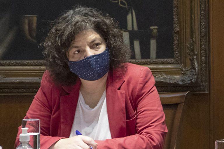 En varias entrevistas, la ministra Carla Vizzotti habló de cuarentenas intermitentes